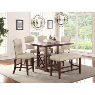 Stevens 6 Piece Pub Table Set