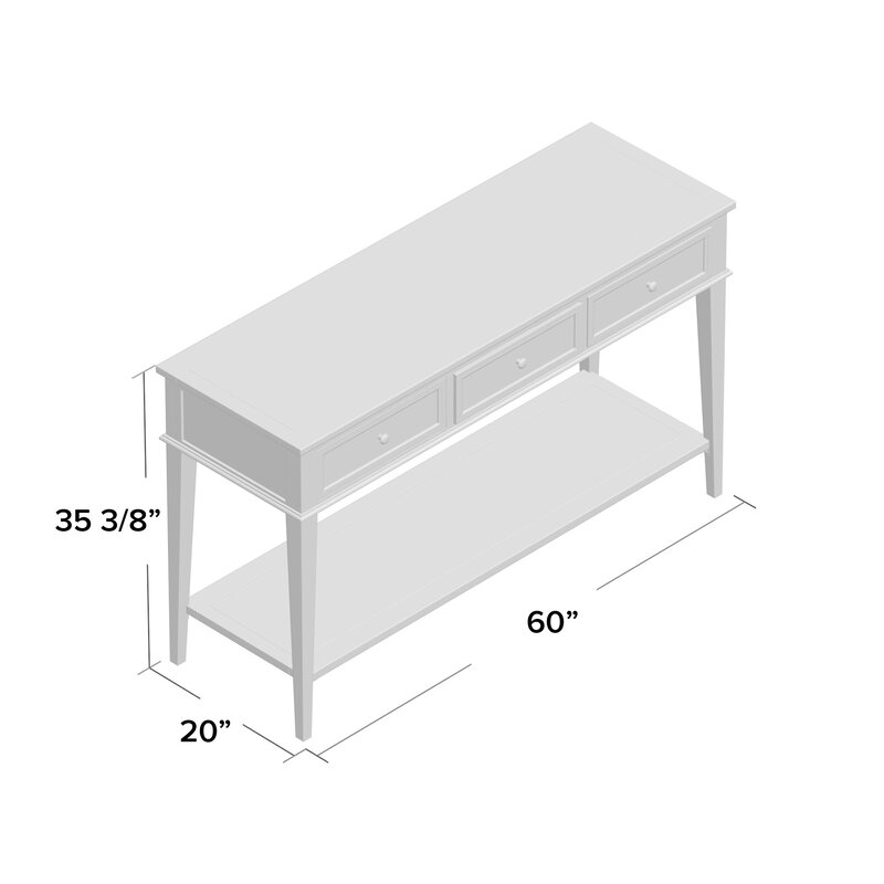 Yelena Modern Console Table