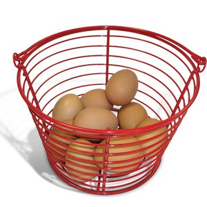 Egg Collecting Basket