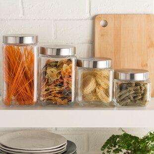 Kitchen Canisters U0026 Jars Youu0027ll Love In 2019   Wayfair