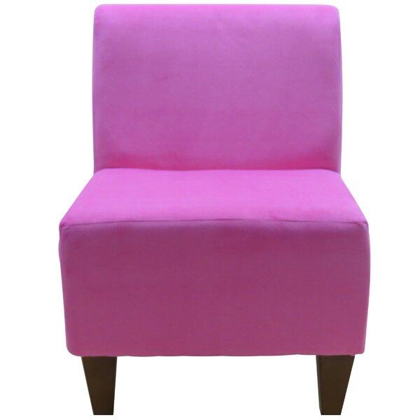 Fox Hill Trading Penelope Armless Slipper Chair U0026 Reviews | Wayfair