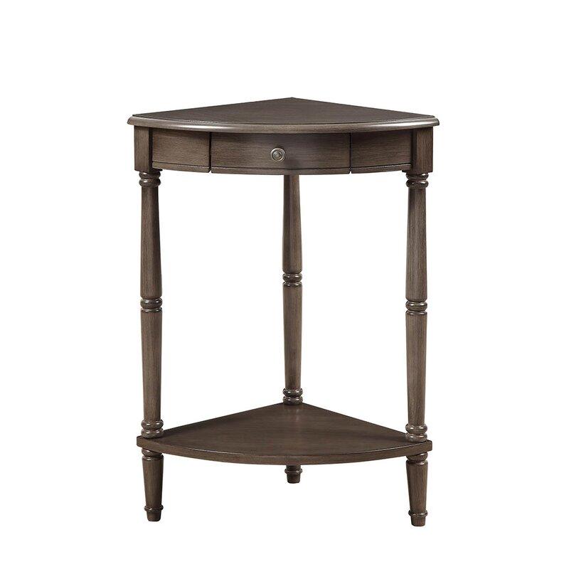 Rawls Corner End Table