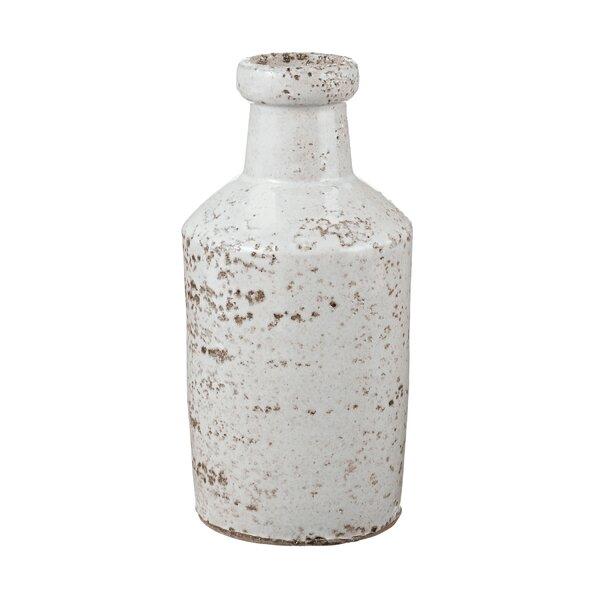White Milk Jug Vase | Wayfair