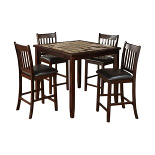 Engles 5 Piece Dining Set