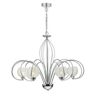 Tree branch ceiling light wayfair rafferty dual mount 6 light branched chandelier aloadofball Images