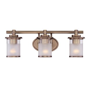 Beau Gold Bathroom Vanity Lighting Youu0027ll Love | Wayfair