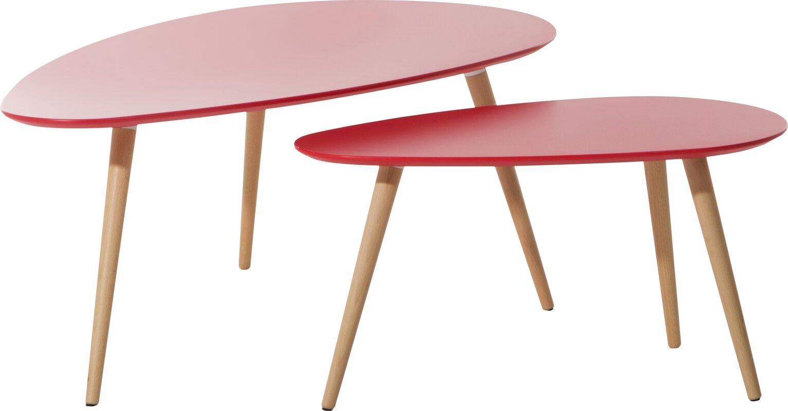 home essence couchtisch set fly bewertungen. Black Bedroom Furniture Sets. Home Design Ideas