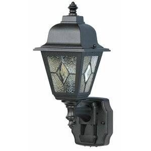 Classic Cottage 1-Light Outdoor Sconce