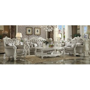 Queen 3 Piece Living Room Set Part 62