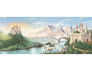 Disney Castle Wall Murals Wayfair