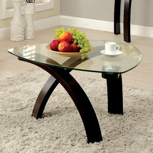 Burkeville Coffee Table by Latitude Run