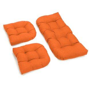 Orange Patio Furniture Cushions You Ll Love Wayfair Ca