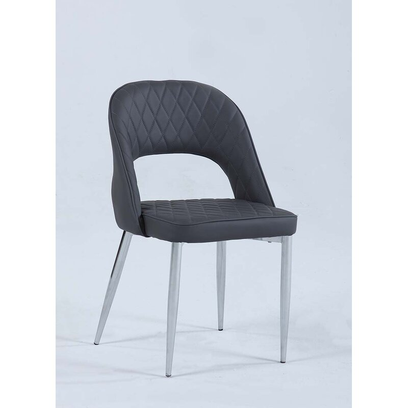 Fidelis Open Back Upholstered Dining Chair