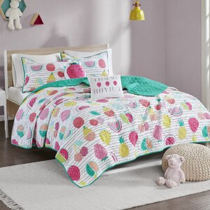 Mosley Cotton Coverlet Set