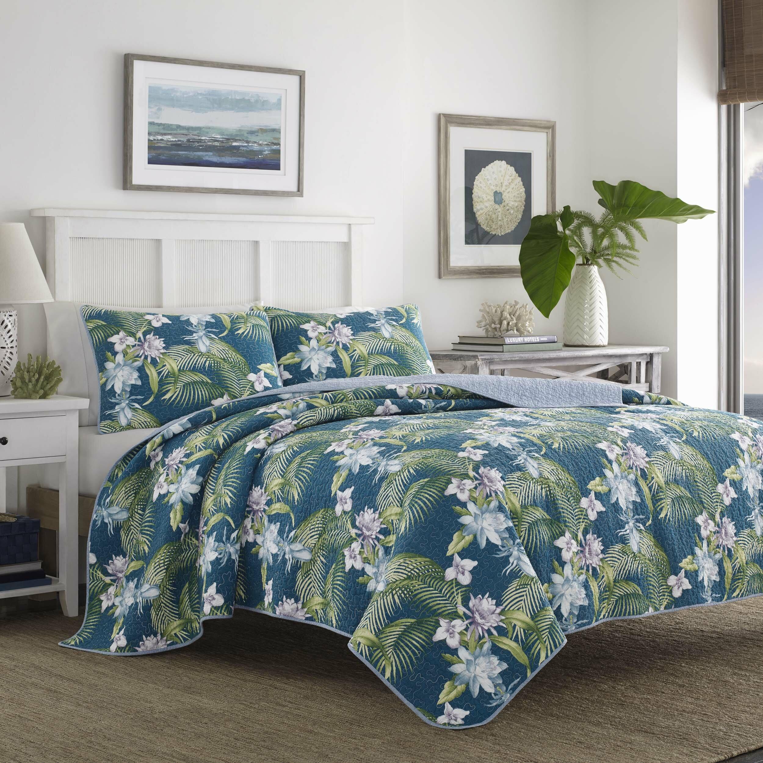 bedding quilt bohemian comforter comforters boho cotton reversible moroccan shams blue green set products mandala