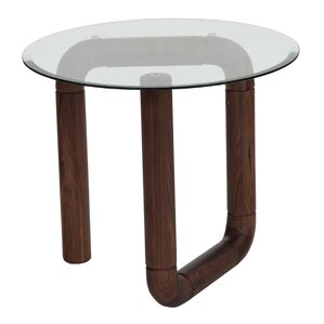 Forrest End Table by Brayden Studio
