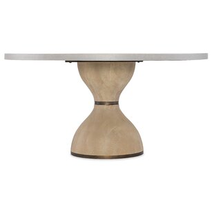 Pedestal Wood Table Bases Youll Love Wayfair