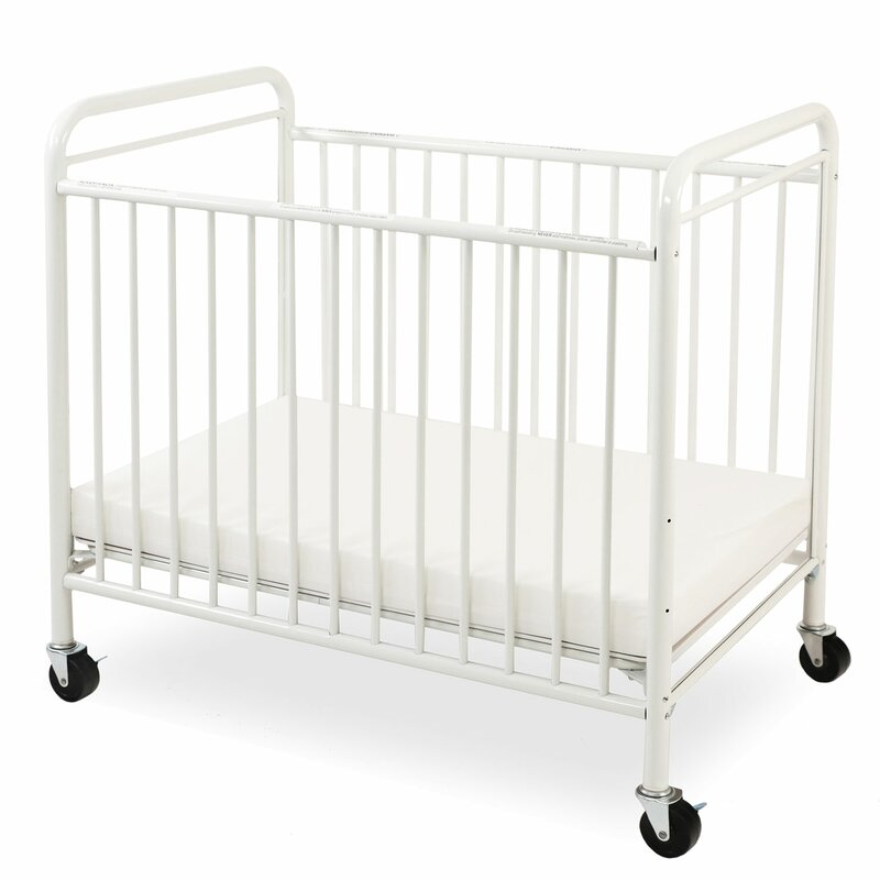 Genial Condo Portable Crib With Mattress