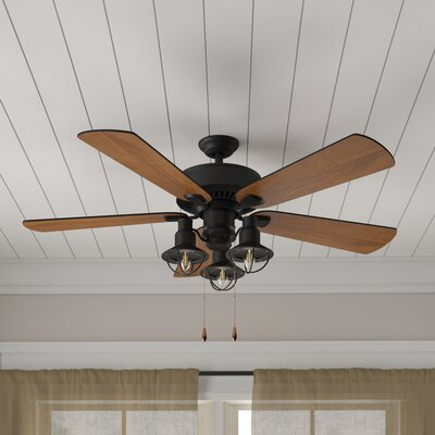 Cottage Amp Country Ceiling Fans You Ll Love Wayfair