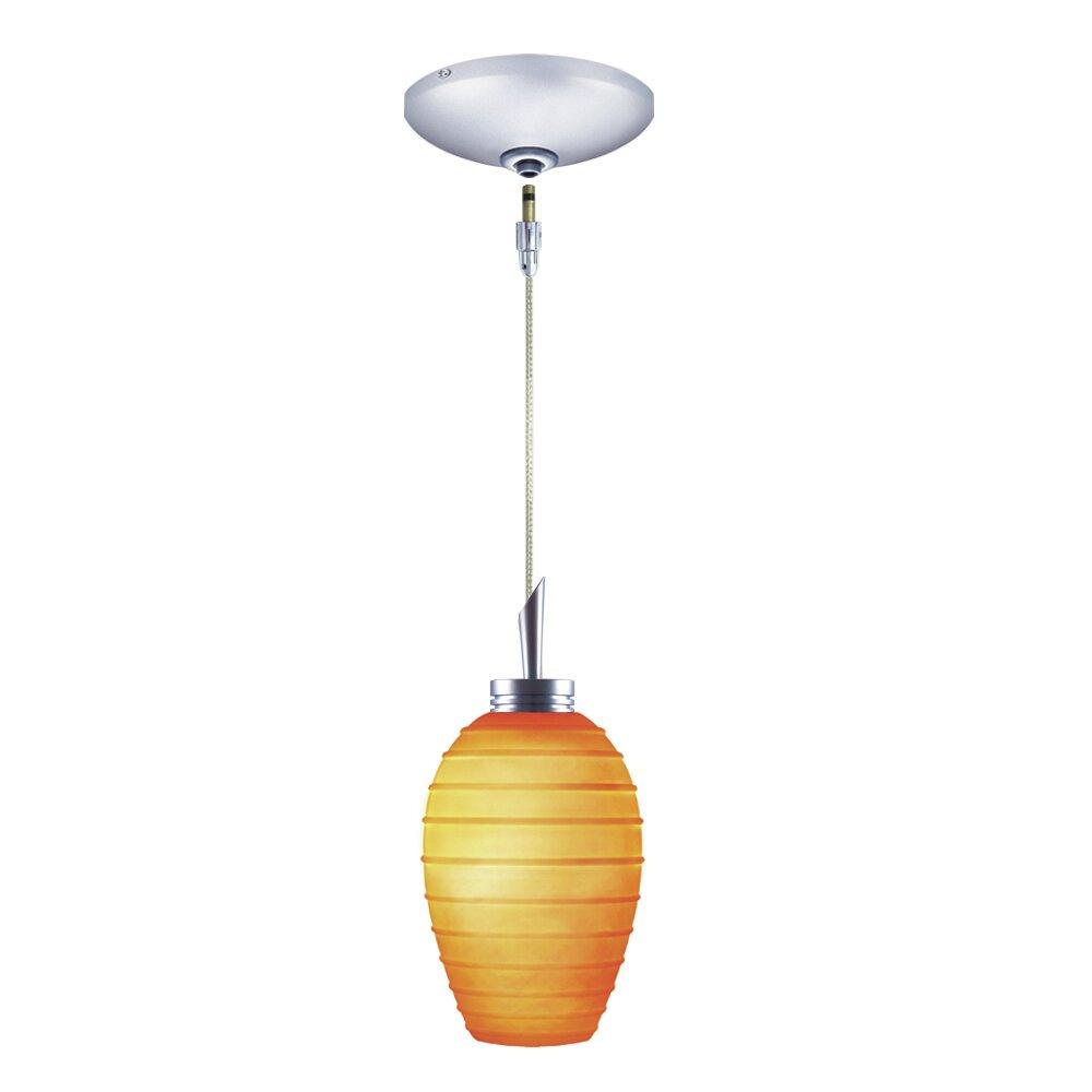 Jesco Lighting Chelsea 1 Light Cone Pendant Wayfair Led Wiring Diagrams