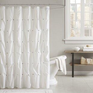 Ellesmere Port Cotton Shower Curtain