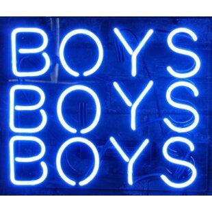 Neon Light Signs Wayfair