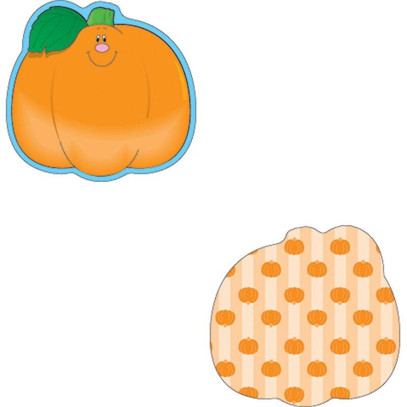 Carson Dellosa Publications Pumpkins Mini Bulletin Board Cut Out ...