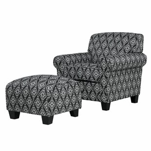 Grey Ottoman Included Accent Chairs Youll Love Wayfair