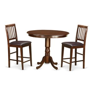 Trenton 3 Piece Counter Height Pub Table ..