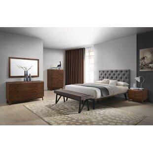 . Mid Century Modern Bedroom Sets You ll Love in 2019   Wayfair