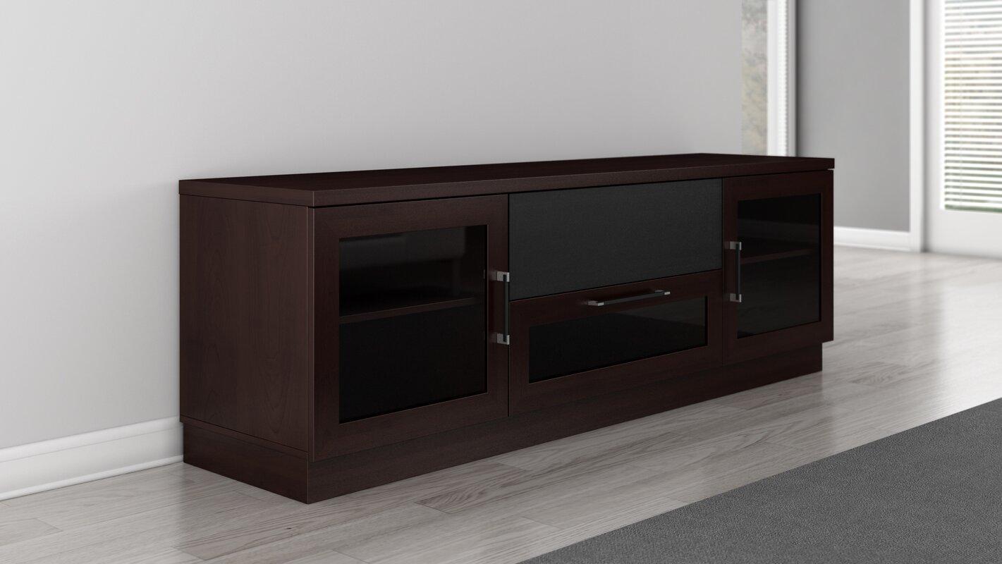 furnitech contemporary 70 tv stand reviews wayfair. Black Bedroom Furniture Sets. Home Design Ideas