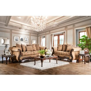 Destanee Configurable Living Room Set