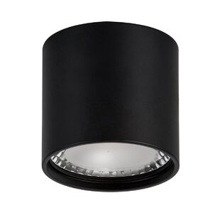 Perla LED 1-Light Flush Mount by Bright Life