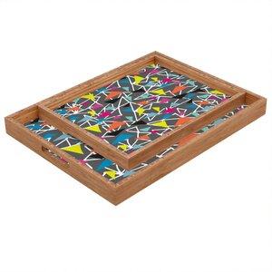 Triangle Maze Tray