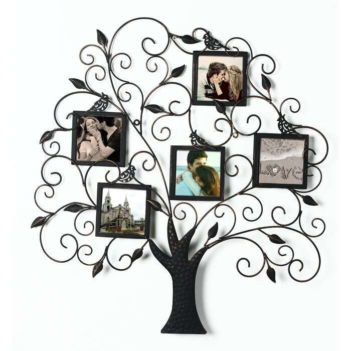 Adecotrading Collage Wall Hanging 5 Opening Picture Frame Reviews