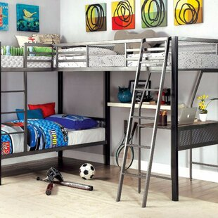 L Shaped Bunk Beds For Adults Wayfair