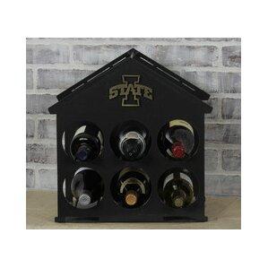 6 Bottle Tabletop Wine Rack by Henson Met..