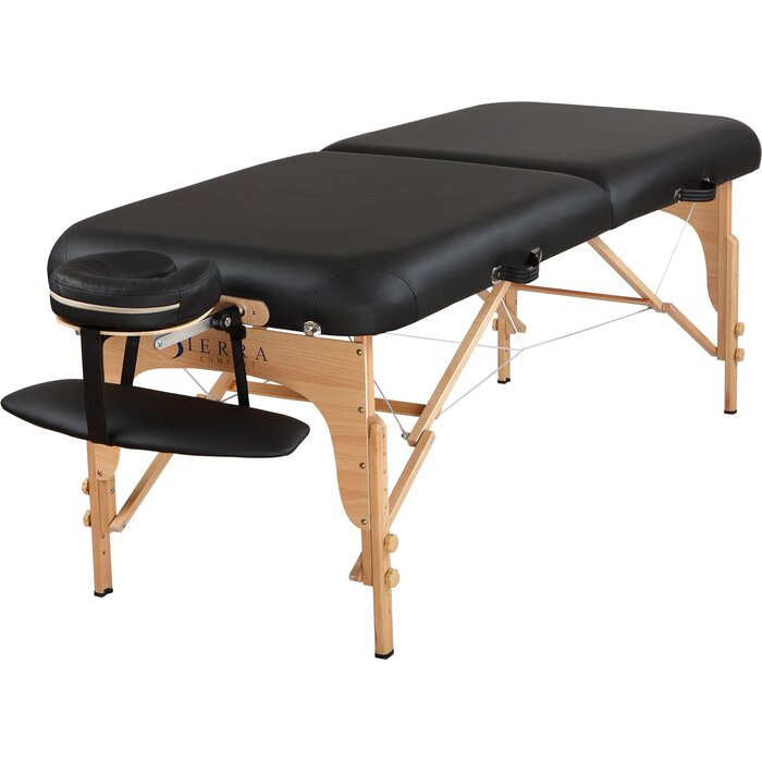for black blackbluered case p massage carry spa portable great tattoo w l section table aluminum facial bed