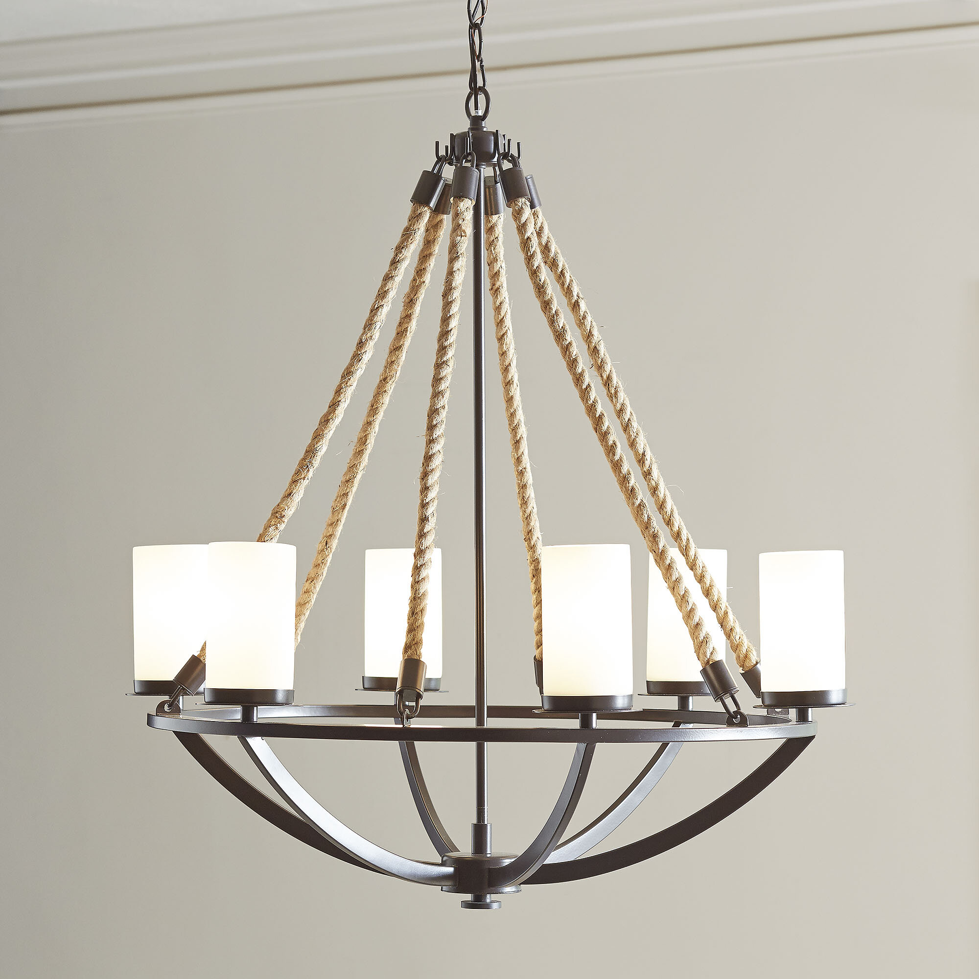 Worthington 6 Light Candle Style Chandelier & Reviews