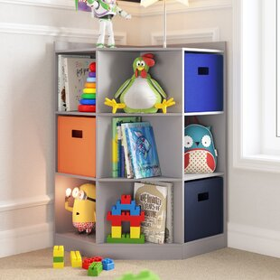 Book Shelf Toy Box Wayfair