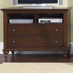 Marvelous Abbott Ridge 2 Drawer Media Chest