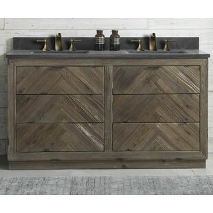 60 Inch Reclaimed Wood Vanity Wayfair