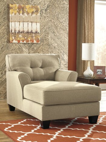 Andover Mills Carlyle Tufted Chaise Amp Reviews Wayfair Ca