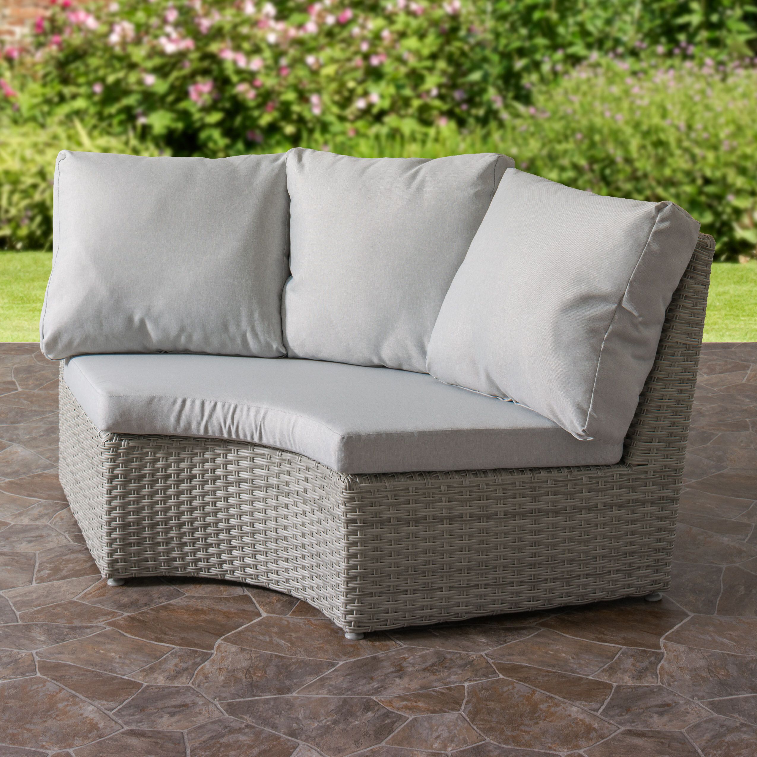 Rosecliff Heights Killingworth Weather Resistant Resin Wicker Patio ...