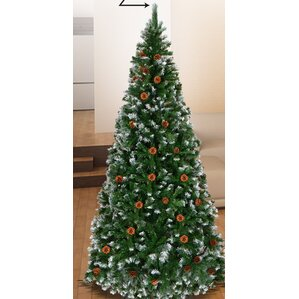 Snow Tipped Artificial Christmas Trees