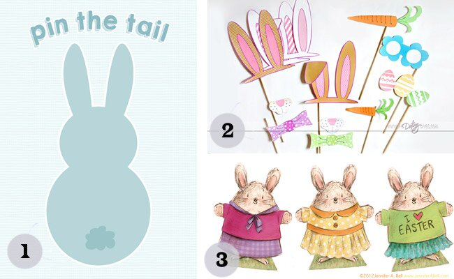 Easter Printables Games And Activities