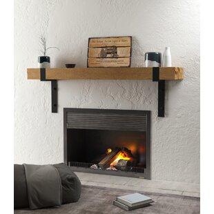Bartholomew Fireplace Shelf Mantel