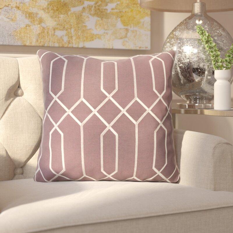Willa Arlo Interiors Kaivhon Linen Throw Pillow & Reviews   Wayfair