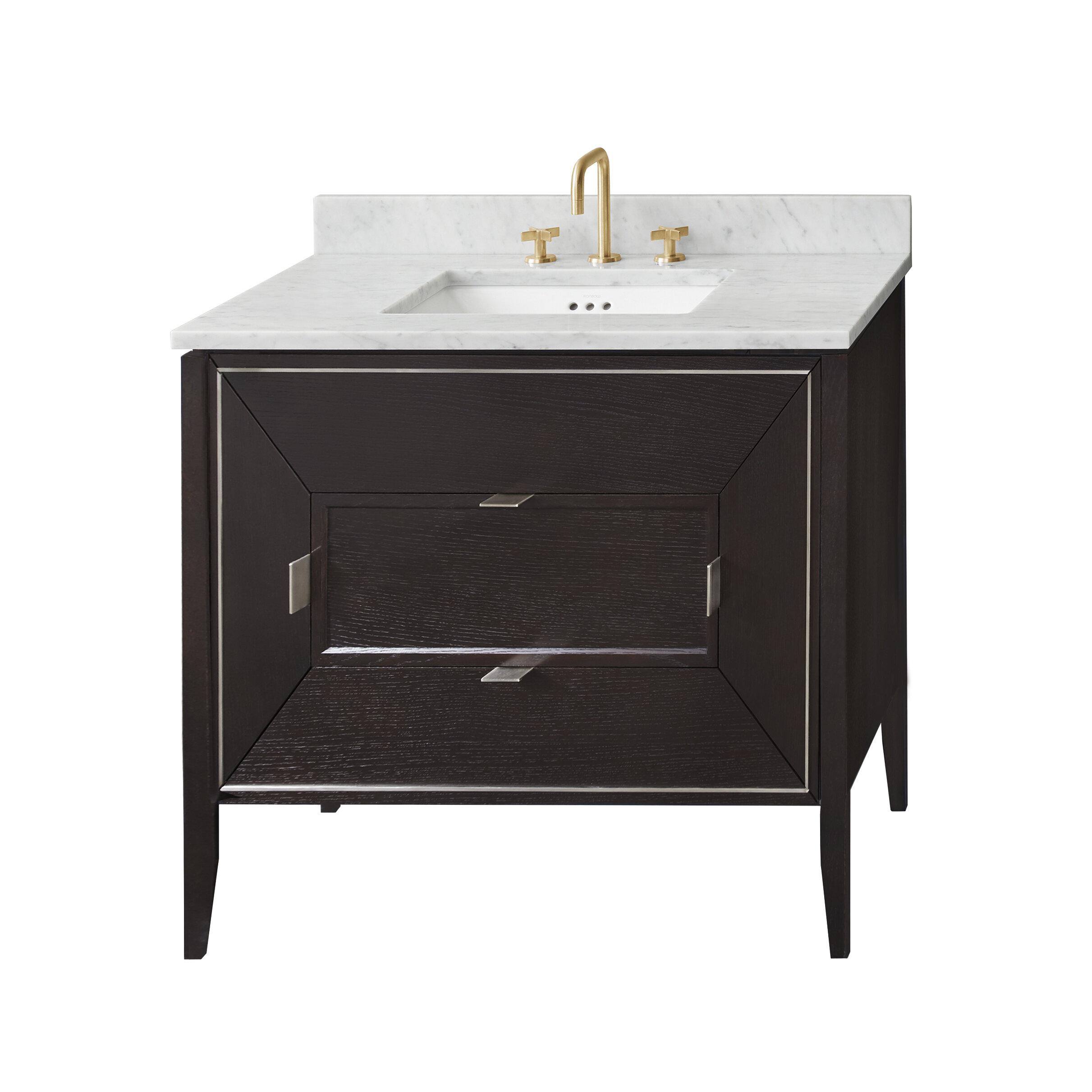 ronbow amora 30 single bathroom vanity base only wayfair rh wayfair com
