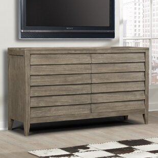 Trawalla 6 Drawer Double Dresser
